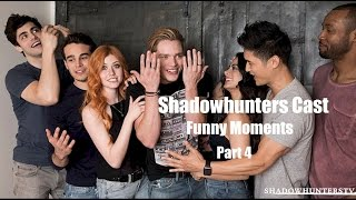 Shadowhunters Cast Funny Moments Part 4