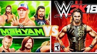 300MB) WWE-2k18 Full Game Dawonlod Highly Compressed