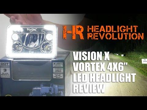 Vision X Vortex 4x6