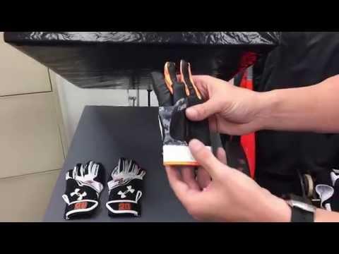 How to Heat Press Custom Batting Gloves with Siser HTV and The Rhinestone World