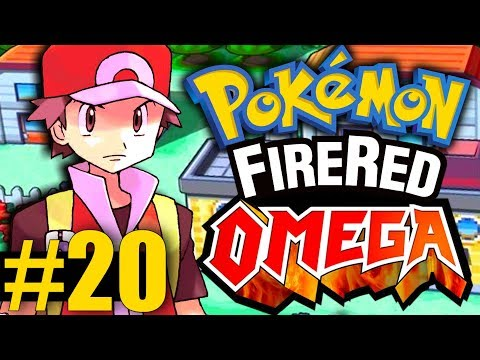 Pokemon Fire Red Omega - Part 20 - Saffron City Gym!