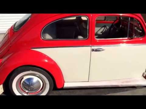1965 VW Beetle (Ruby)