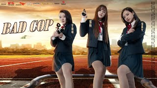 Campus Romance Movie 2020 | My Girlfriend Is A Cop | Action film, Full Movie 1080P