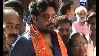 Babul Supriyo admitted in AIIMS after road accident