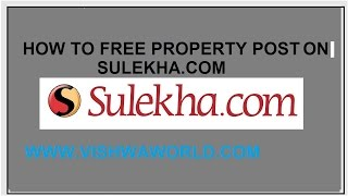 How to  post in Sulekha.com .in brieff..!!!!