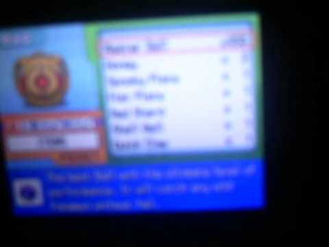 Pokemon Diamond :How to get 493 Master Balls ( Without Action Replay )