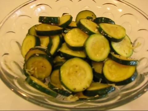 Betty's Summer Sauteed Zucchini