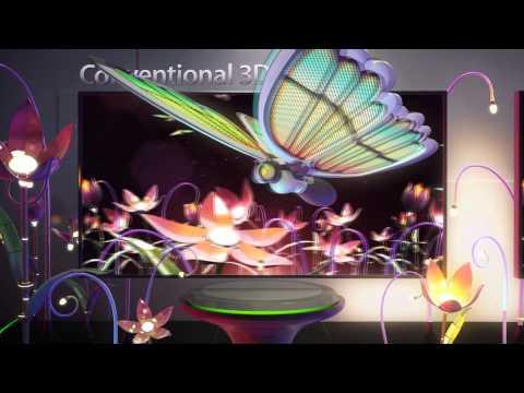 LG CINEMA 3D เปรียบเทียบกับ Shutter Glass (SG)