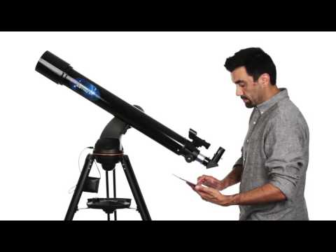 AstroFi Telescopes Video