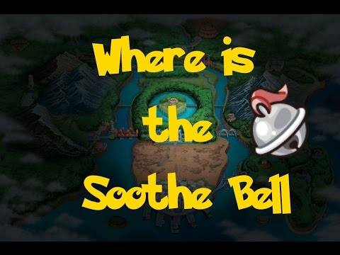 Where Is: The Soothe Bell (Pokemon Black 2/White 2)