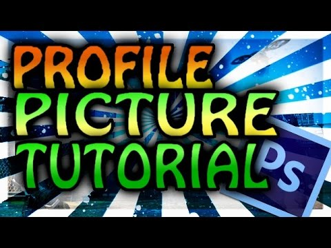 How To Make a Profile YouTube Pic on IOS?