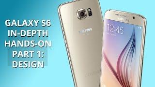 Samsung Galaxy S6 in-depth hands-on