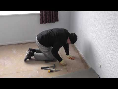 DIY: How To Remove Chipboard Flooring