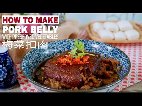 10-MIN COOK-OUTS EP#2 Mei Cai Kou Rou (Pork Belly with Preserved Vegetable)   The Burning Kitchen