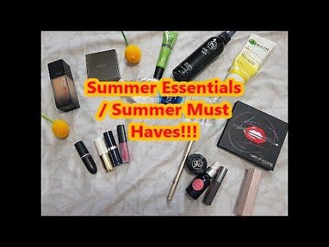 Summer Essentials// Summer Must Haves by ubzaidi