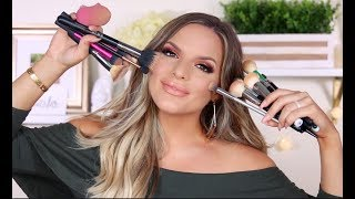 MY FAVORITE BRUSHES I USE CONSTANTLY! Drugstore & High end   Casey Holmes