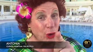 Antonia, de Los Morancos, sigue de vacaciones en ON Hotels