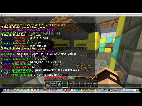 Minecraft Shattered Factions Promotion, JOIN US TODAY!!