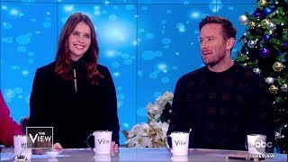 Felicity Jones And Armie Hammer Talk Ruth Bader Ginsburg | The View