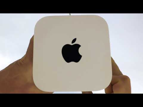 How to Soft Reset an Apple Airport Extreme or Apple Time Capsule