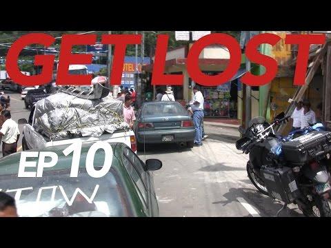 CROSSING INTO GUATEMALA | GET LOST Ep10. | A Solo Motorcycle Adventure to the Darien Gap