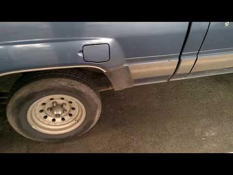 Shocks Making Squeaking Noise in Rear - Bad Struts (22r Toyota Pickup)