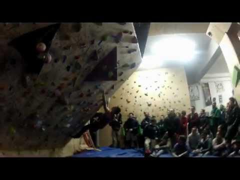 The Wall @ Blockhaus Climbing Garage