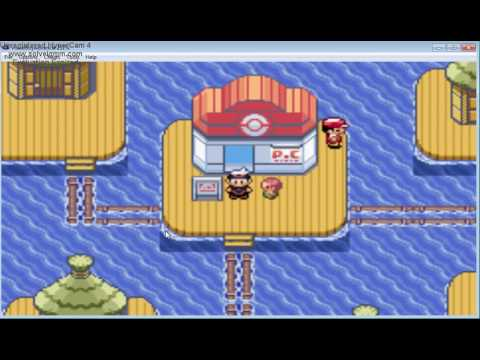 How to catch kyogre on pokemon ruby