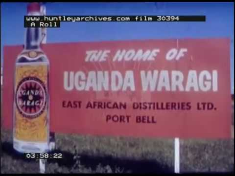 Ugandan Businesses, 1960s - Film 30394