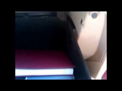 2007 Kia Optima - Glove Box Cabin Filter