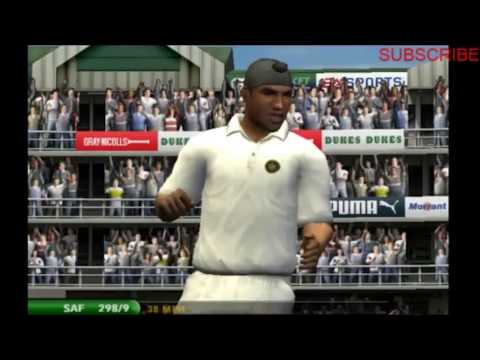 EA Gameplay South Africa vs India, 2nd Test Day 1 Highlights  India tour of South Africa