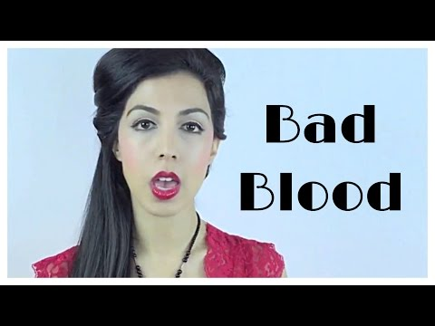 Taylor Swift - Bad Blood - Cover Version by Roxy Darr & Christian Pearl - Oyster Lovers
