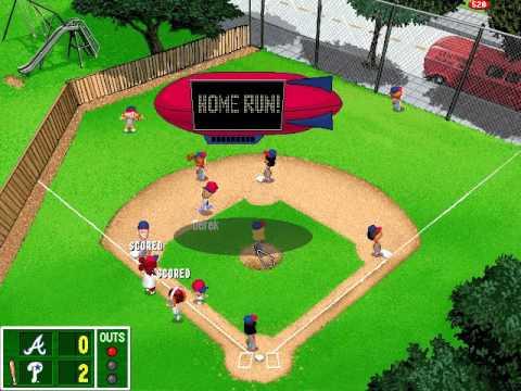 Let's Play Backyard Baseball 2003 (Season 2) - Braves vs. Phillies Part 1