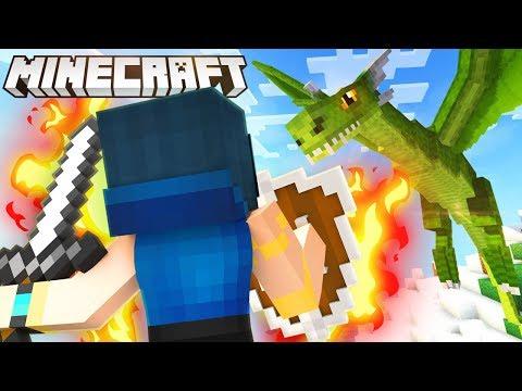 WE FOUND DRAGONS!! | Krewcraft Minecraft Survival | Episode 11