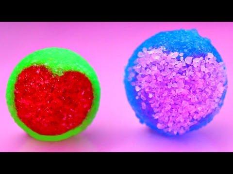 DIY Heart Center Ball! Ball Wizard Ball Maker Kit Heart Power Balls