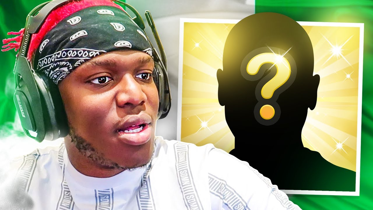 Someone else is the Number One Nigerian Youtuber