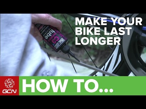 How To Make Your Road Bike Last Longer - Bike Maintenance Tips
