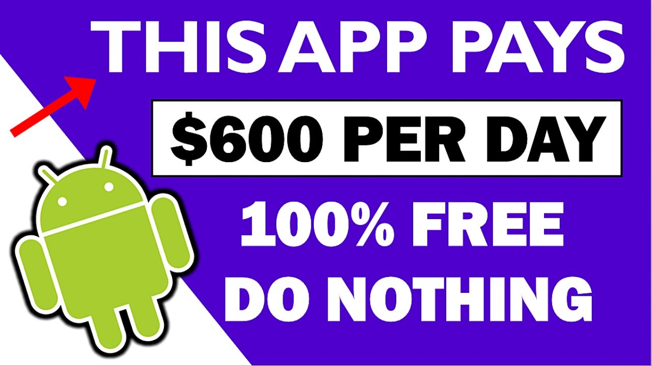 (2021) This App Pays You $600/Day (FREE) You Do NOTHING - Make Money Online | Branson Tay