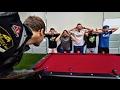 Pool Trick Shots 2 Dude Perfect