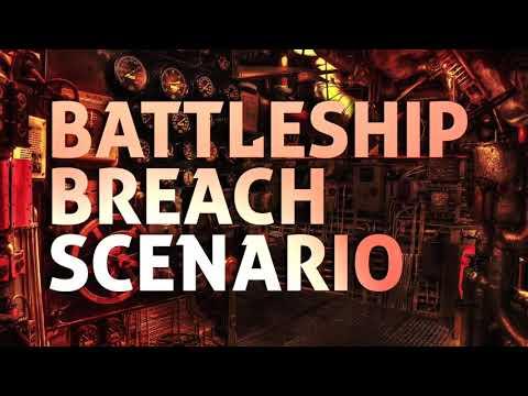 BSS 2018 Tactical Training Area: Battleship Breach Scenario