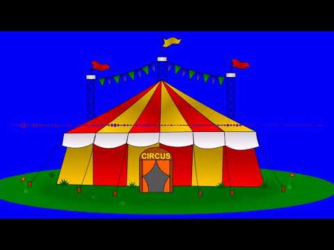 The Boy Who Ran Off To The Circus: Children's Bedtime Story