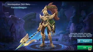 Mobile Legends - How To Get Free Skin Alpha in Lucky Draw