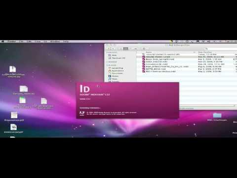 Adobe InDesign Crashing- Help!