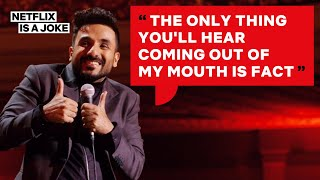 Vir Das: Religion Is Really Just Old Comic Books