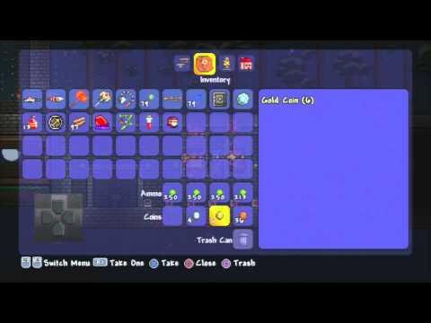 Terraria(PS3) - Makin' dat paypuh