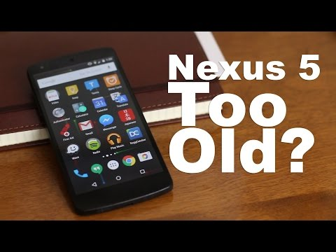 Is The Nexus 5 Any Good Any More?