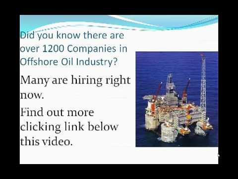 Oil Rig Jobs in Texas No experience required