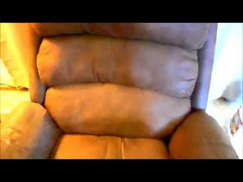 Clean dirty leather furniture quick and cheap