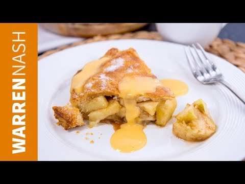 ULTIMATE Apple Pie Recipe - Easy Recipes at Home with Warren Nash