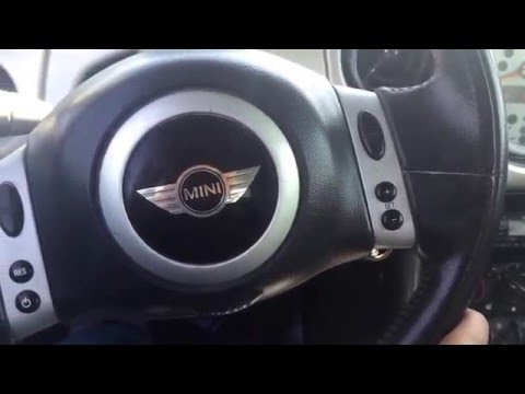 Mini Cooper R50 cvt convert to 6 Speeds manual gearbox